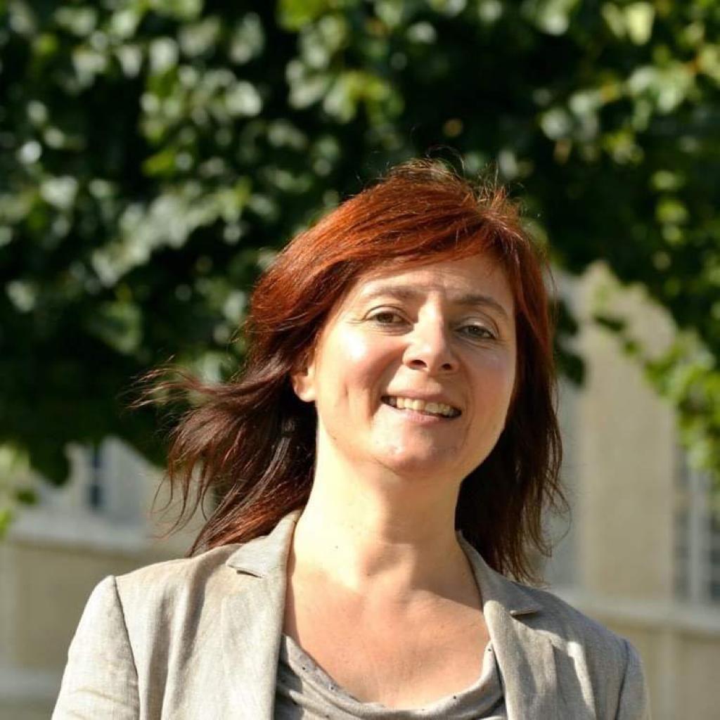 Véronique Bérégovoy